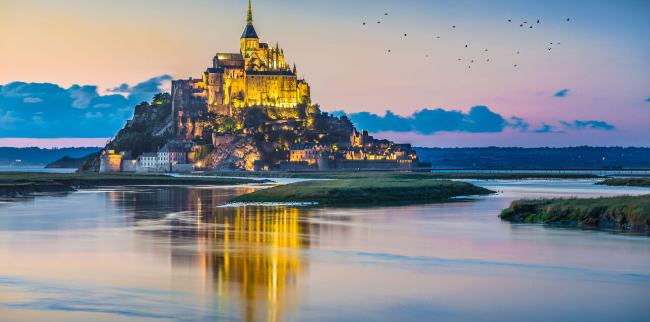 A French Castle.