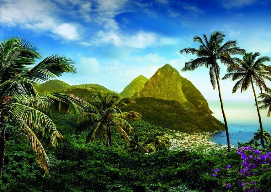 St Lucia open to US Travelers