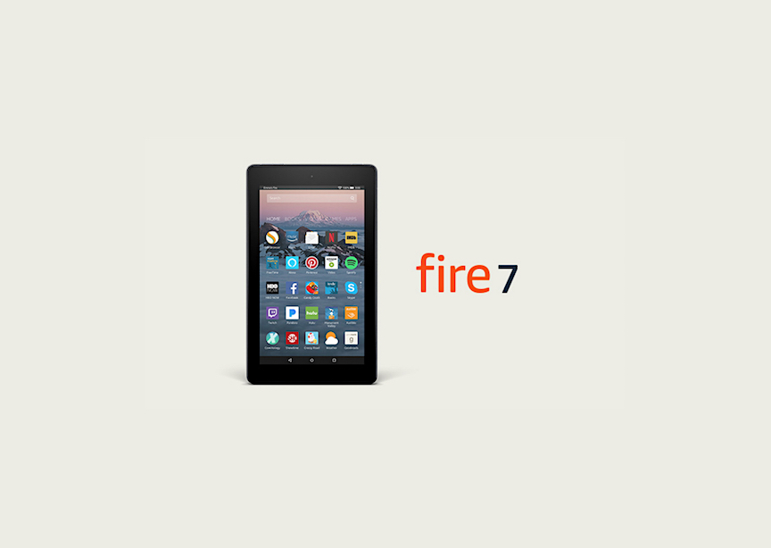 Amazon Fire 7 Christmas Holidays Gift Idea For Travelers